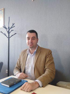 Advokat Aleksa Tomić